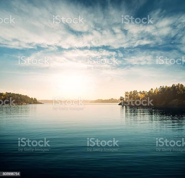 Stockholm Archipelago Stock Photo - Download Image Now