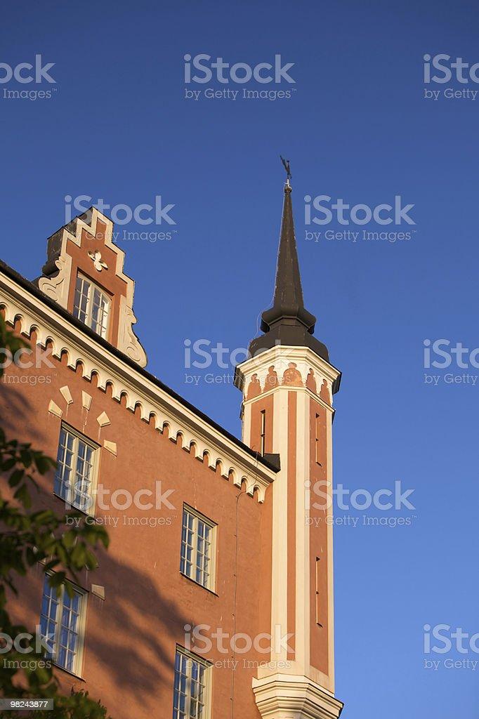 Stockholm Church royalty-free stock photo
