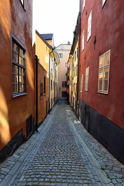 Stockholm Gamla Stan stock photo