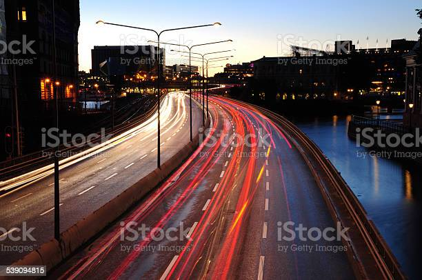 Photo of Stockholm in Twilight
