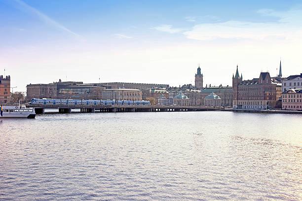 stockholm - ferry lake sweden bildbanksfoton och bilder