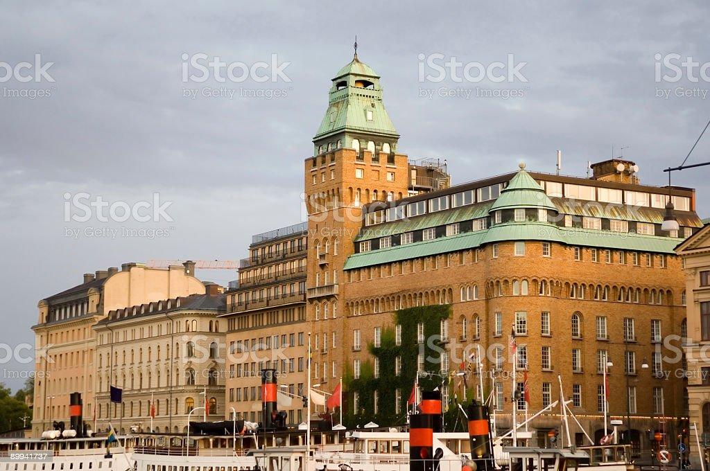 Stockholm Sweden Europe royalty-free stock photo