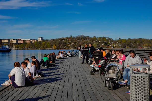 stockholm, sverige - alexander farnsworth bildbanksfoton och bilder