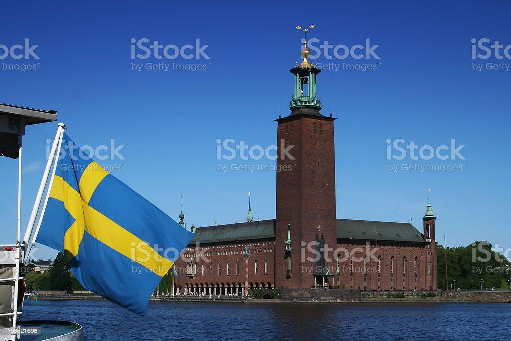 Stockholm. Sweden. stock photo