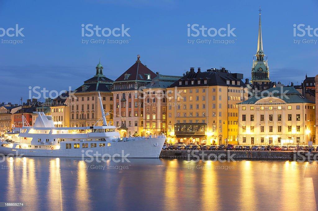 Stockholm, Sweden stock photo