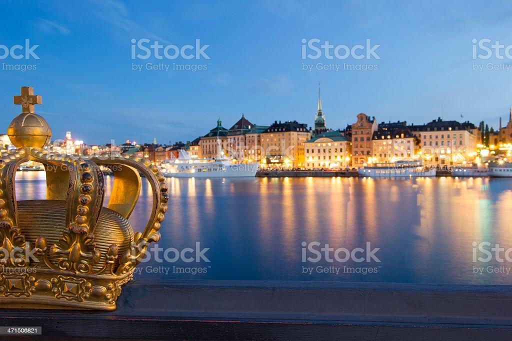 Stockholm, Sweden royalty-free stock photo