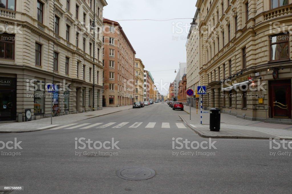 Stockholm, Sweden zbiór zdjęć royalty-free