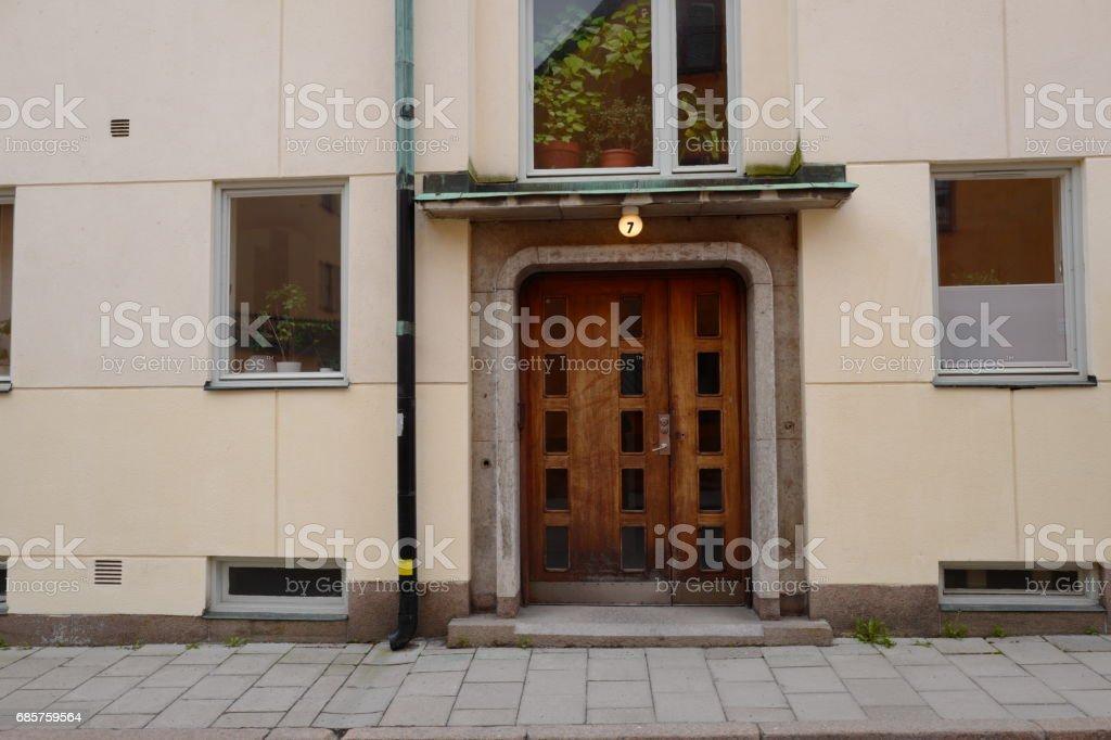 Stockholm, Sweden foto stock royalty-free