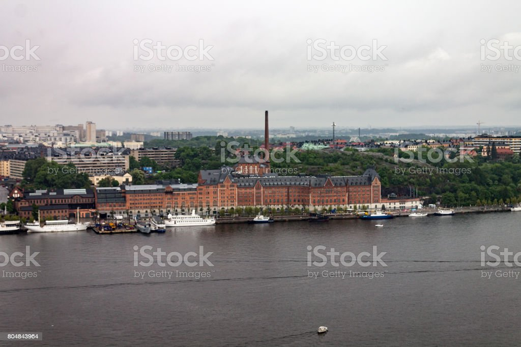 Stockholm Sweden stock photo