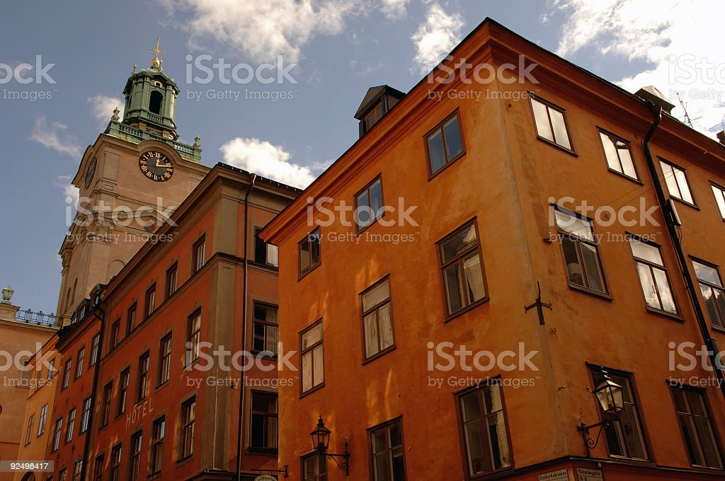 stockholm sweden royalty-free stock photo