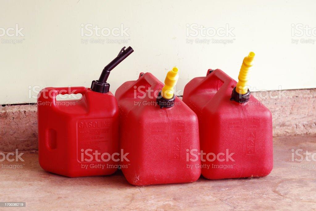 Ablauf von Benzin – Foto