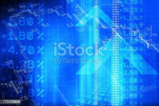 istock Stocks and Financial Data 172429808