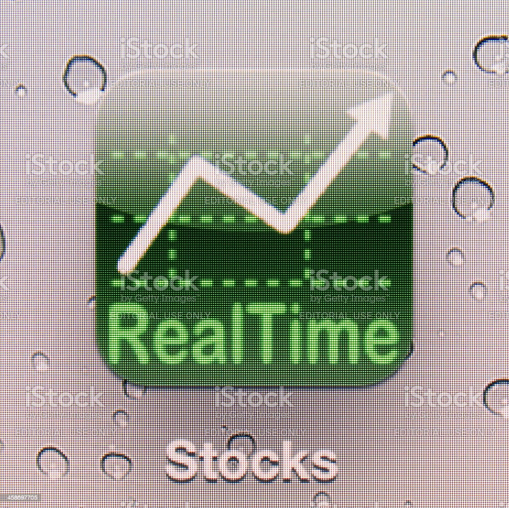 Stocks royalty-free stock photo