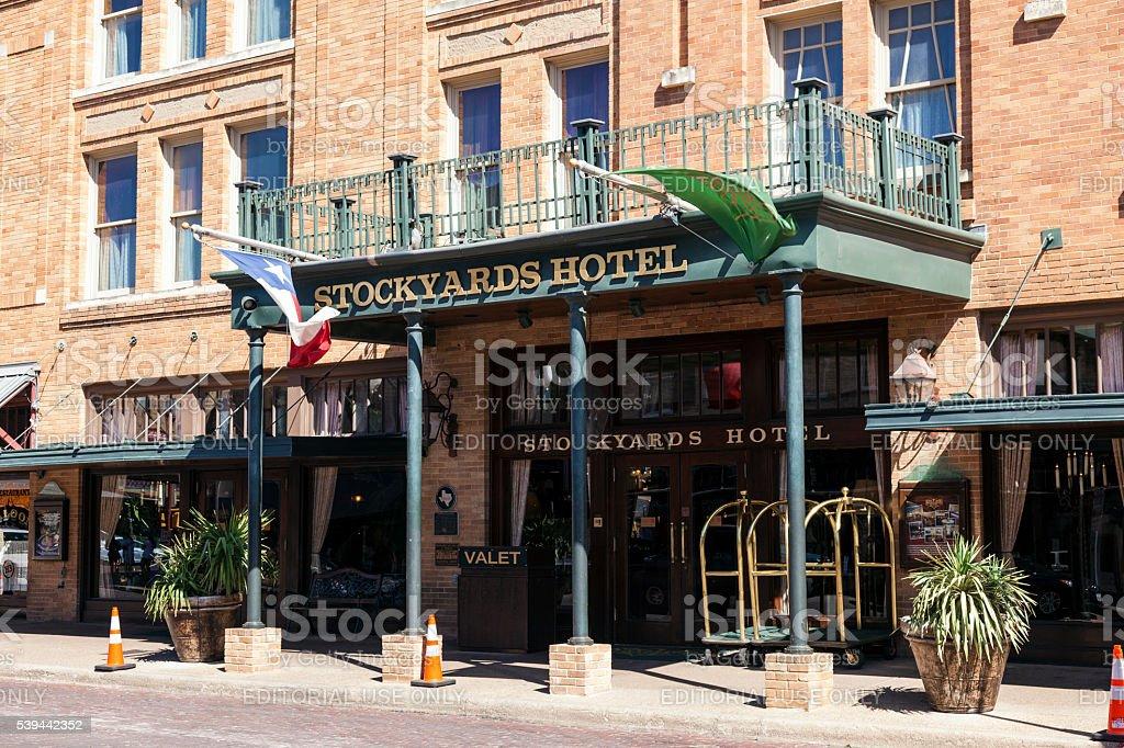 Hotel em Fort Worth Currais - foto de acervo