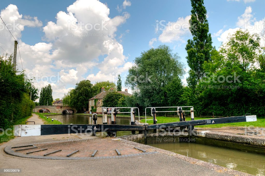 Stoke Bruerne – Foto