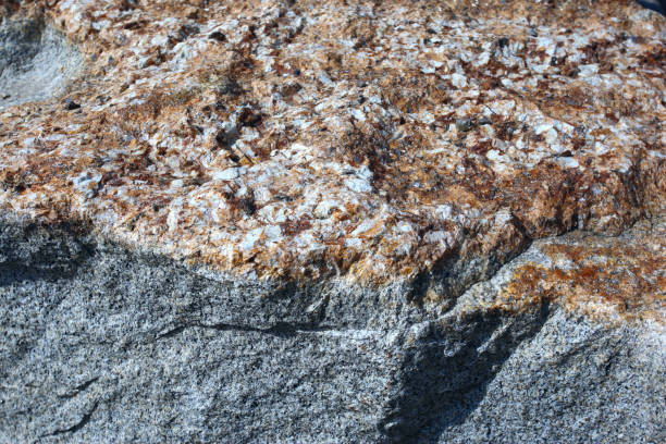 stone and rock background - mika foto e immagini stock
