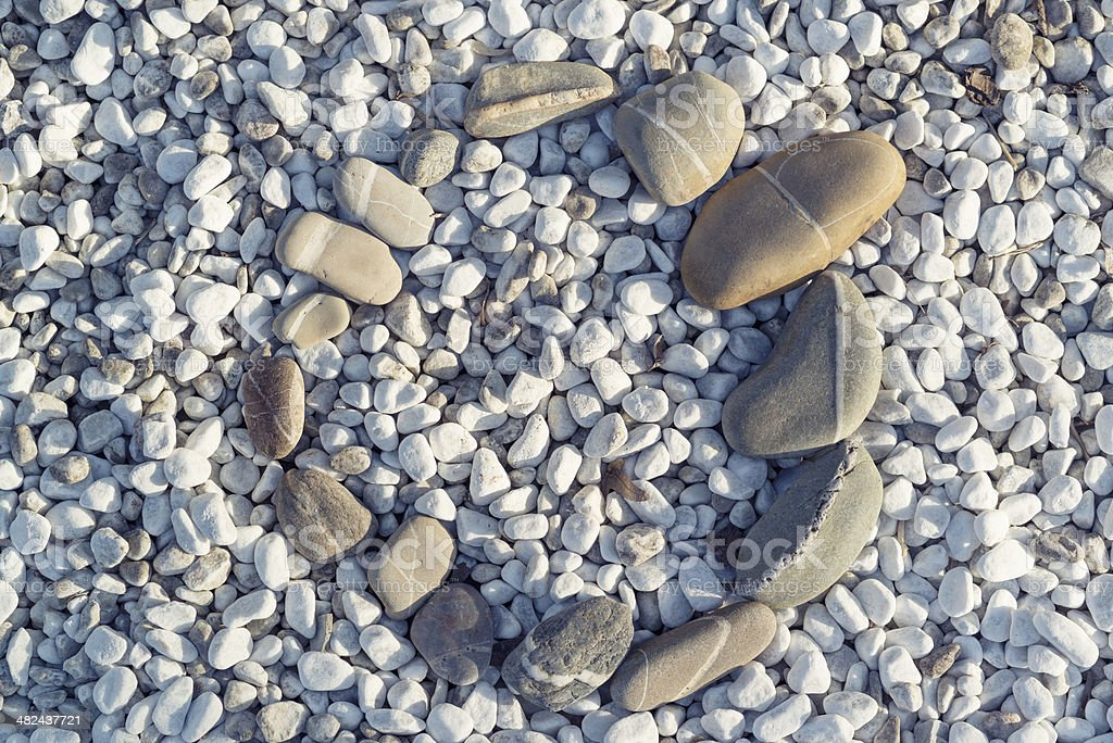 stone arrangement royalty-free stock photo