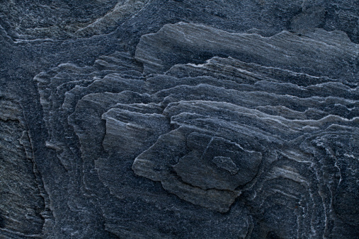 Black stone texture for background