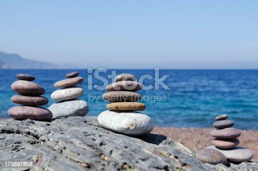 591835714 istock photo Stone balance 173887858