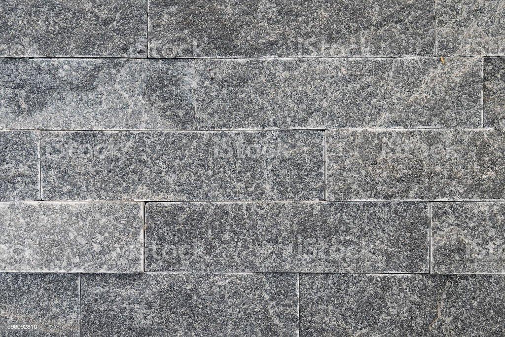 Stone brick texture wall background Lizenzfreies stock-foto