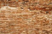 Stone brick wall, old brick