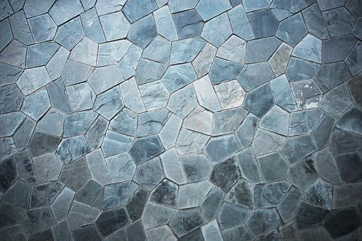Stone Brick Wall Texture Background