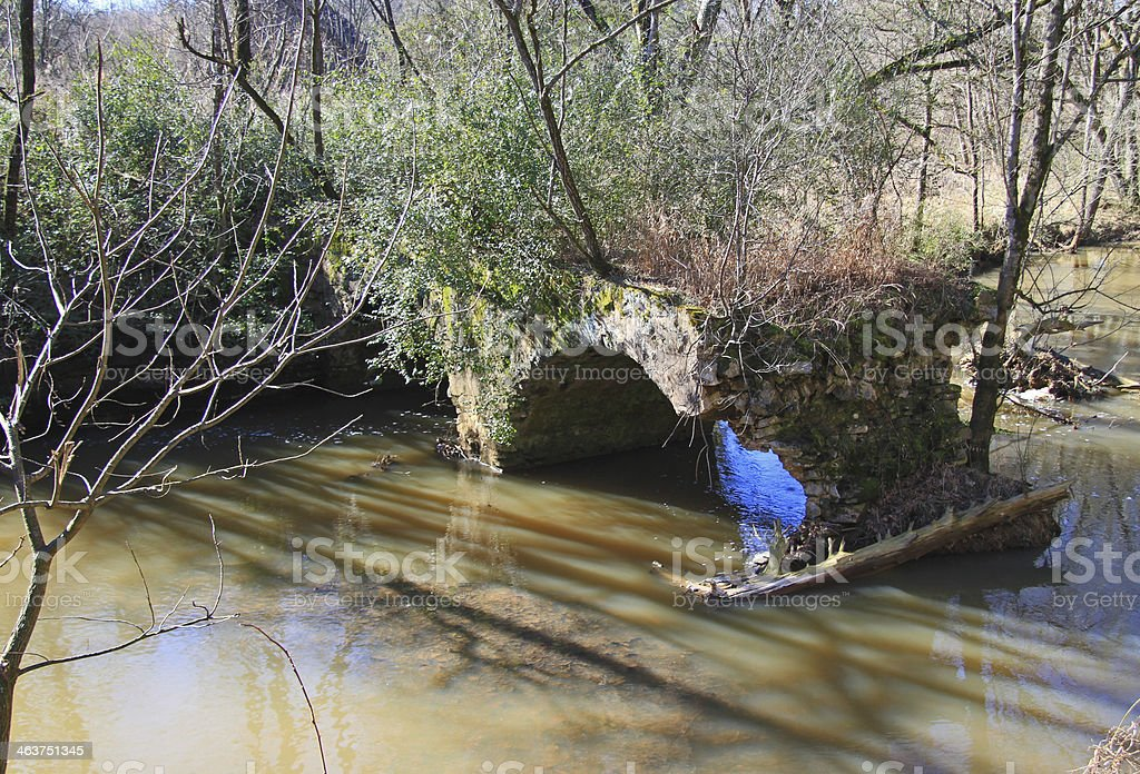 Stone Bridge 2 royalty-free stock photo