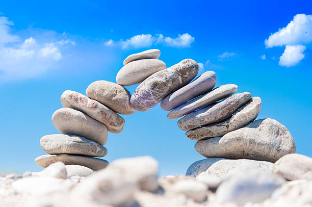 Stone bridge Gleichgewicht – Foto