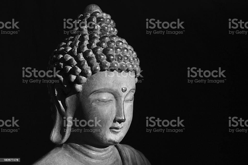 Stein Buddha – Foto