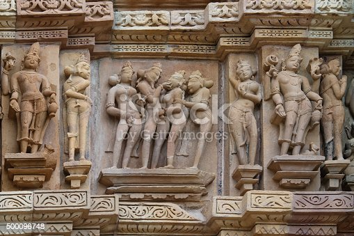 bas-reliefs sculptures Real erotic and