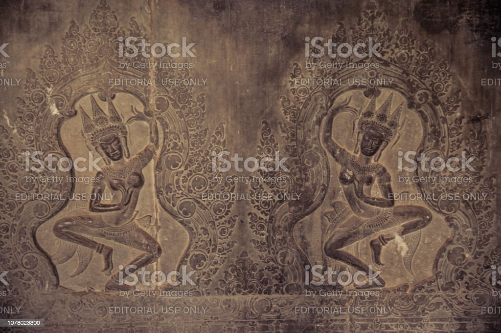 Stone Carving stock photo