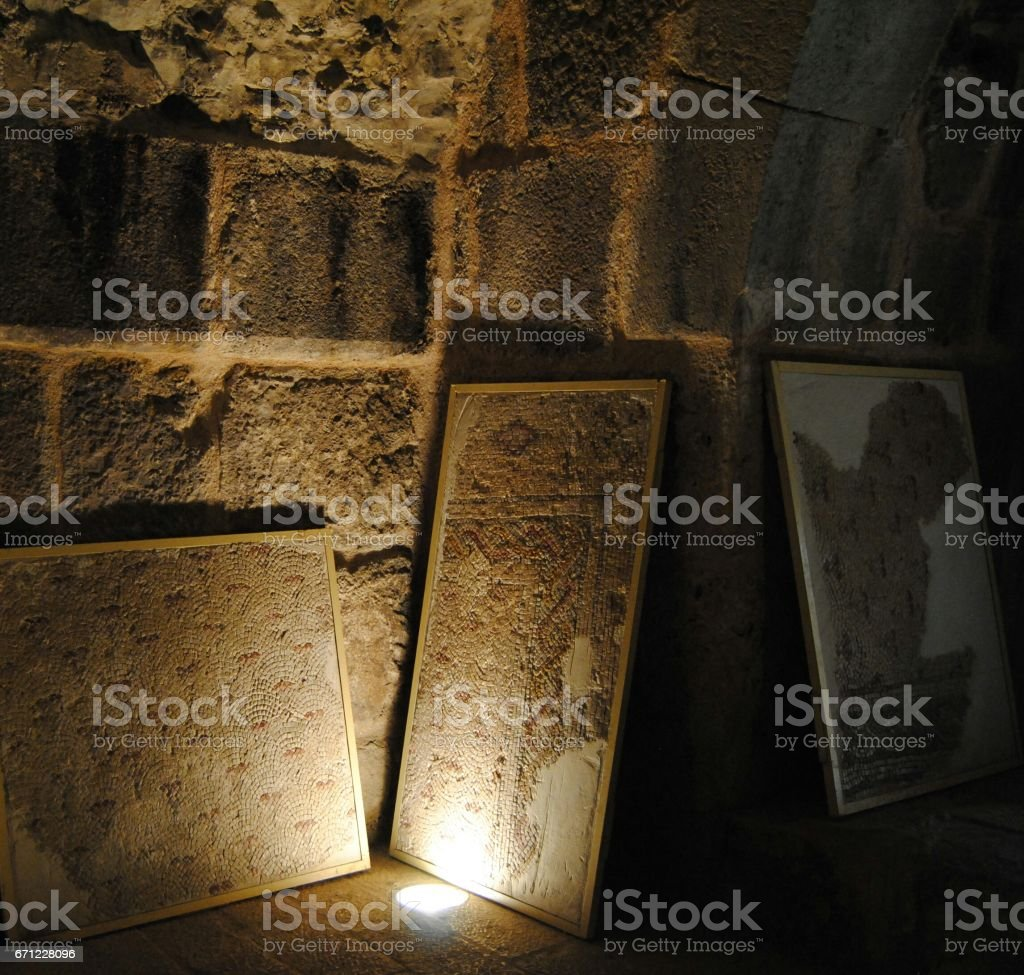 Stone Carvings stock photo