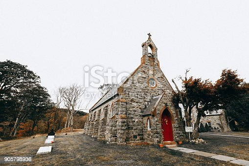 Stone Church in NY State