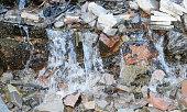 Stone creek closeup