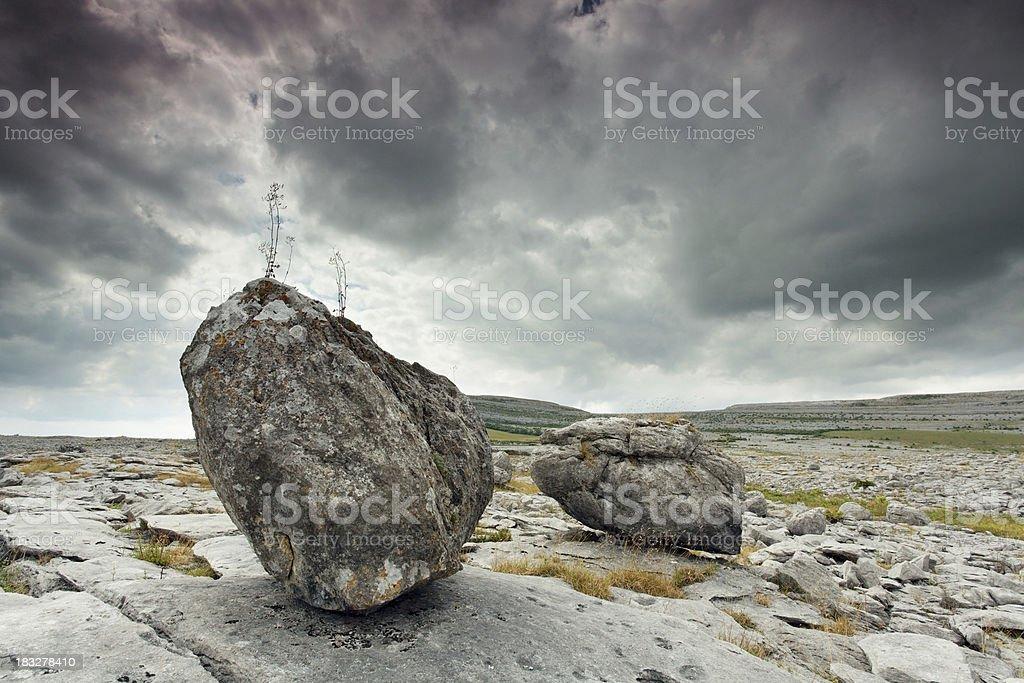stone desert royalty-free stock photo