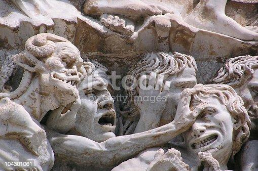 istock Stone devils 104301061