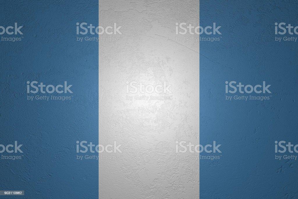 Bandera de piedra - foto de stock