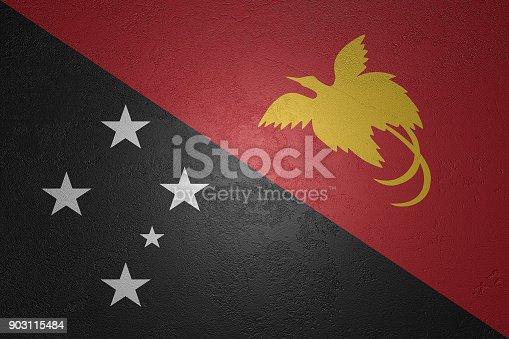 istock Stone flag 903115484