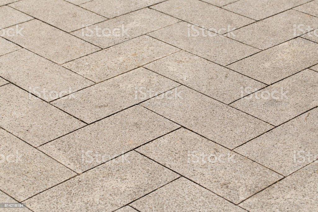 Stone Floor Background stock photo