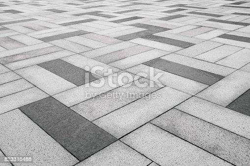 Stone floor background textured