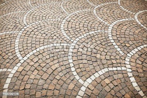 istock Stone Floor Pattern 155099128