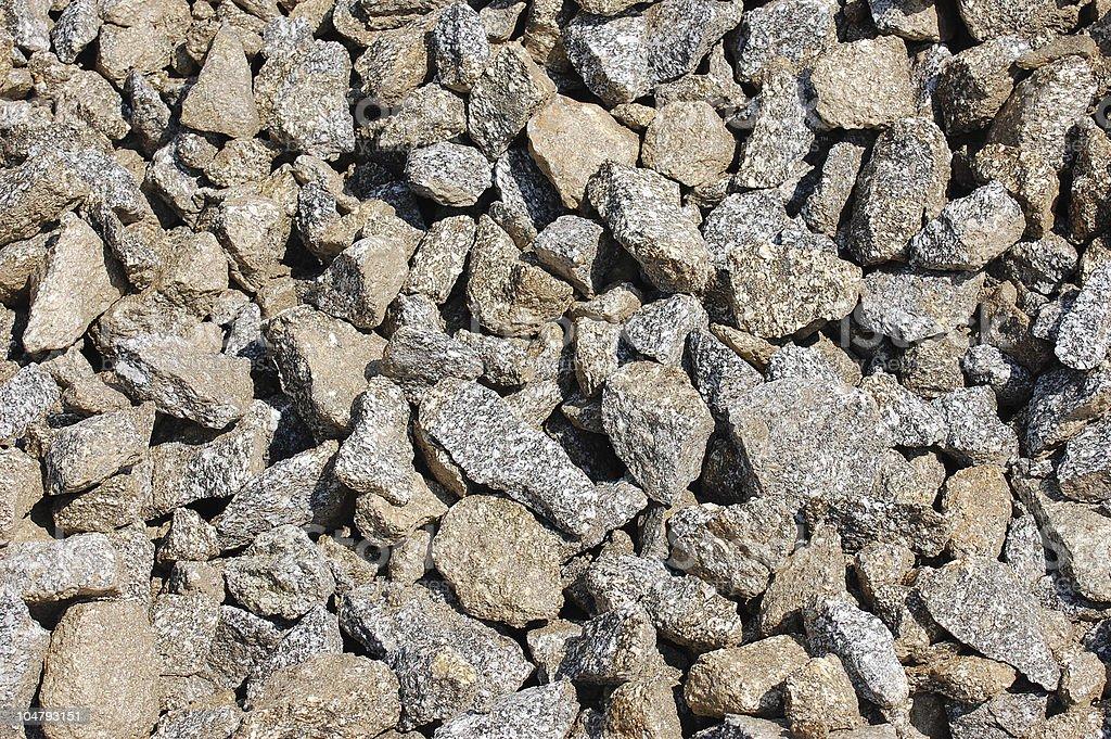 Stone grit background stock photo