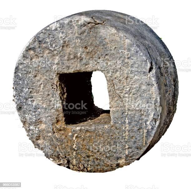 Каменный Оливковый Пресс — стоковые фотографии и другие картинки Археология