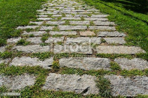 Brick, Flooring, Formal Garden, Stone Material, Street