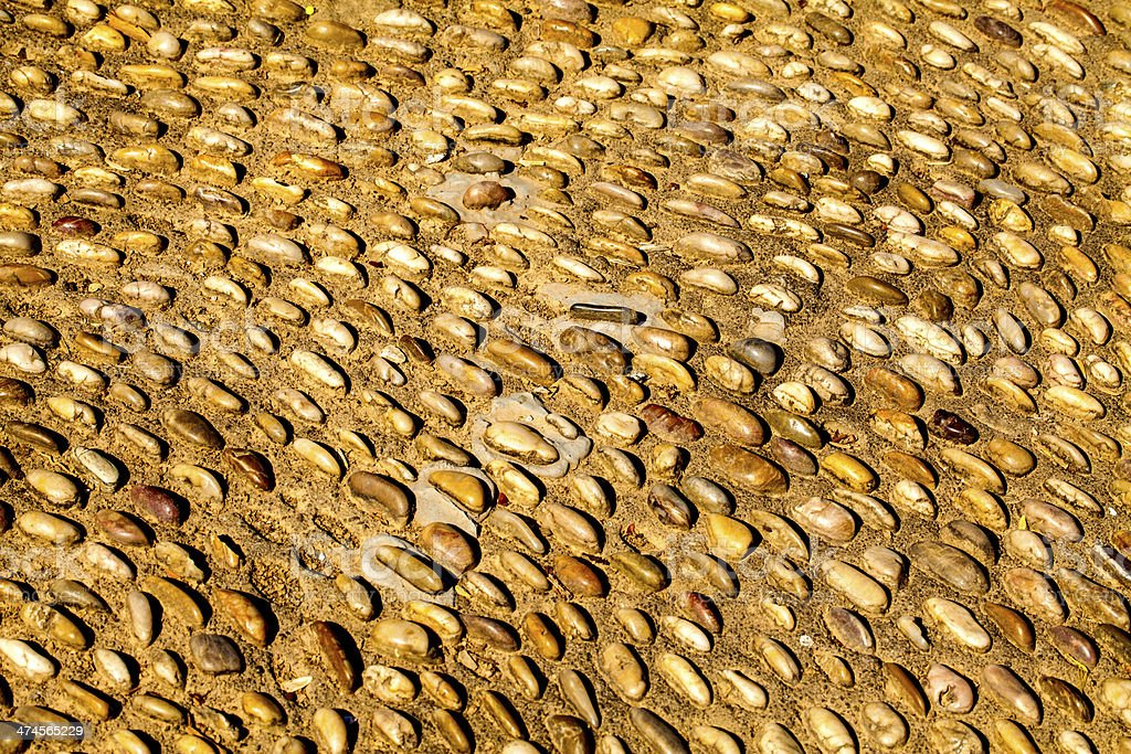 Stone pattern royalty-free stock photo