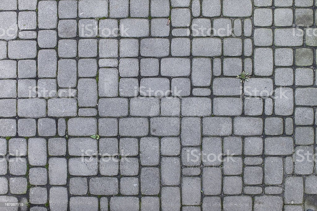 Stone Pavers stock photo
