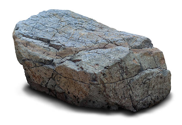 stone - boulder rock stock pictures, royalty-free photos & images