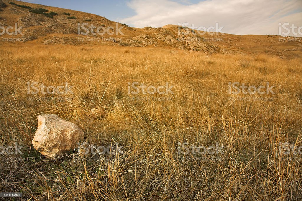 Stone. royalty-free stock photo