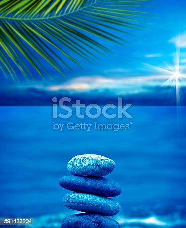 591835714 istock photo stone pile on beach 591433204