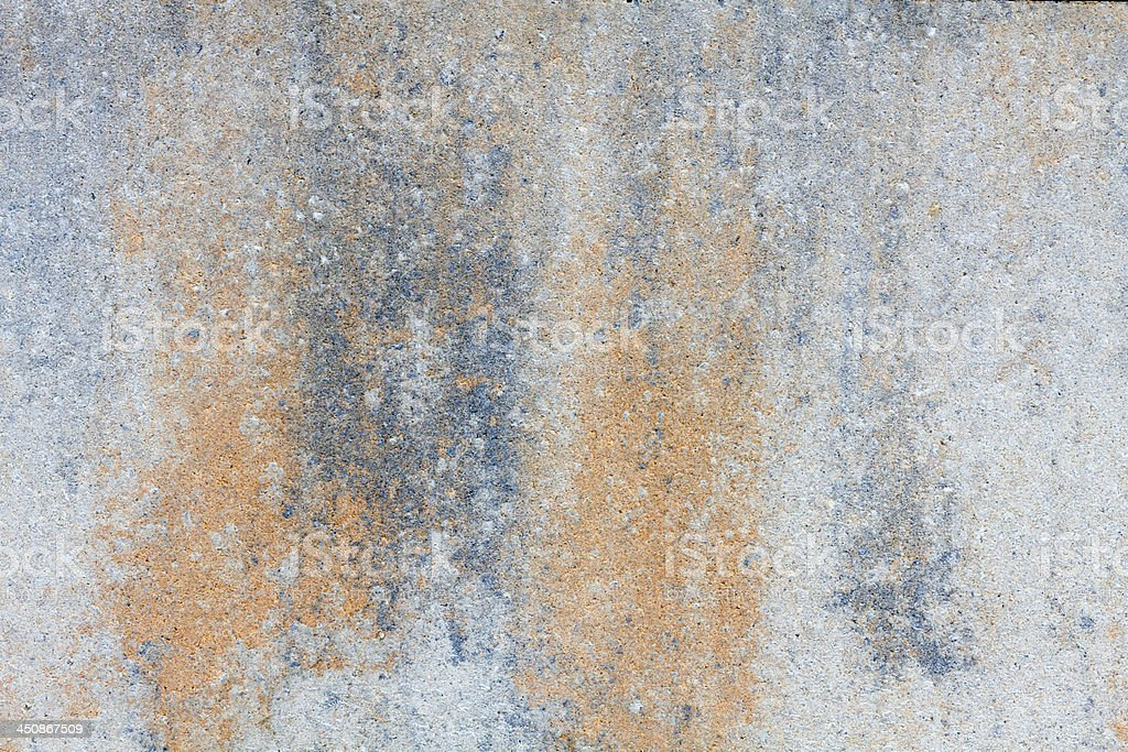Stone plate in brown grey and white with grain royalty-free stock photo